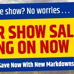 After Show Sale