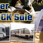 Toy Hauler Overstock Sale
