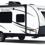 palomini travel trailer