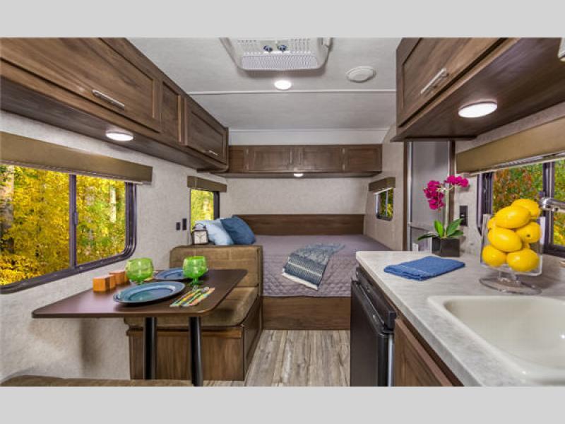 Forest River Patriot trailer