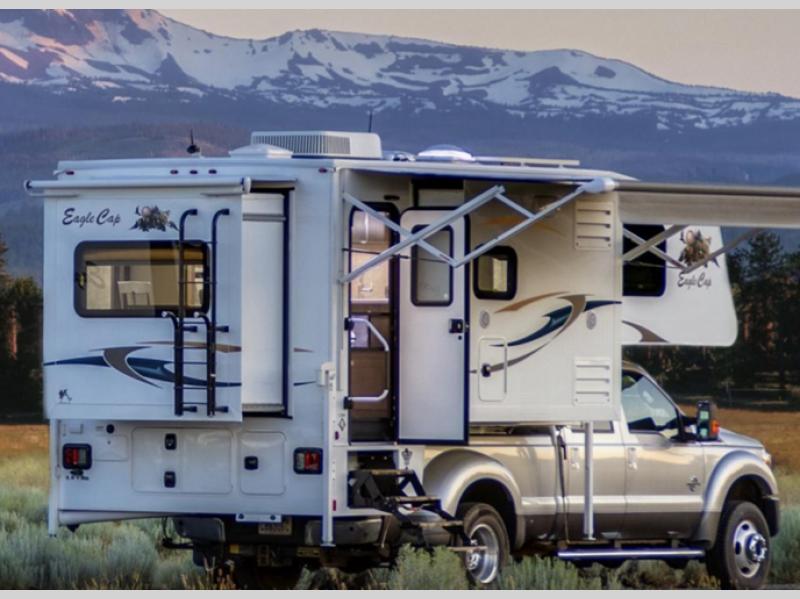 Eagle Cap Truck Camper