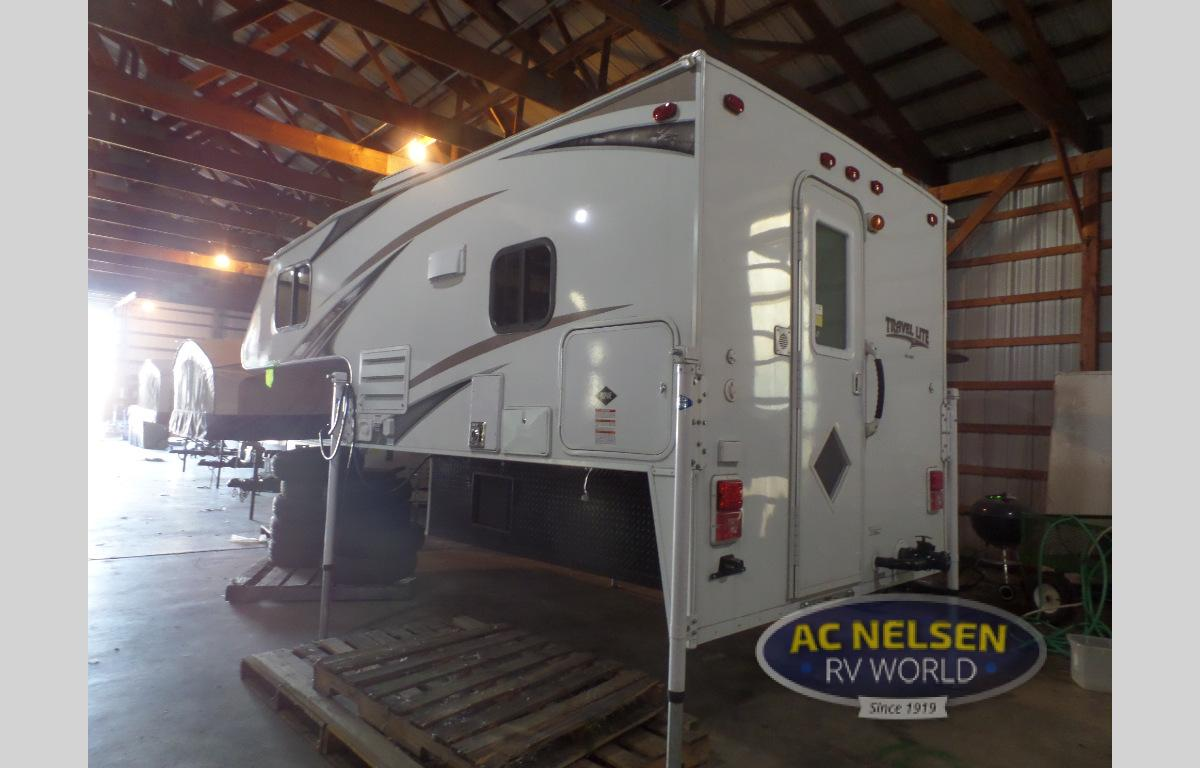 Preowned Truck Camper