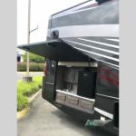 Thor Coach outdoor kitchen