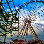 Pigeon Forge Ferris Wheel