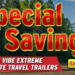 2018 Vibe Travel Trailers