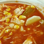 Brunswick Stew Easy Camp Recipe