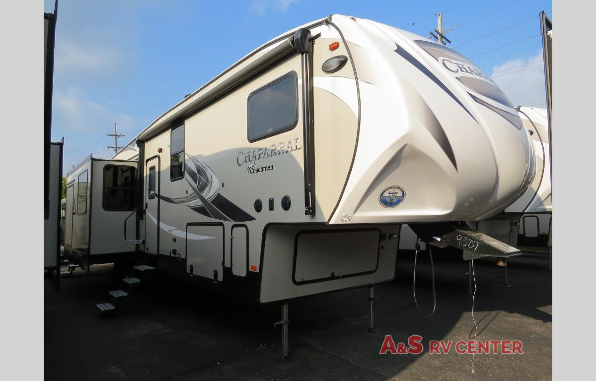 Forest River RV Chaparral 373MBRB