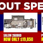 RV Closeout Sale
