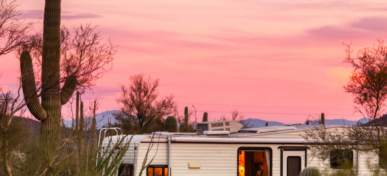 4 Best RV Parks in Arizona to Visit This Winter