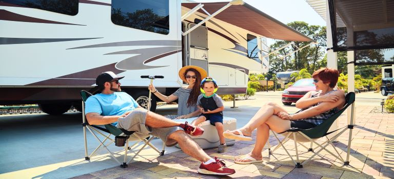 5 Tips for Full-Time RV Living