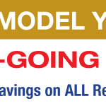 Model Year Clearance Event