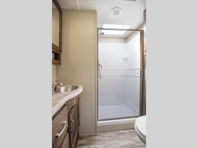 bathroom reflection