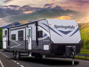 Springdale travel trailer