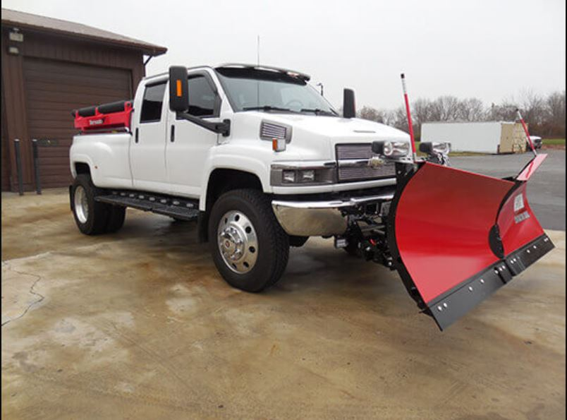 Snow Plow Example