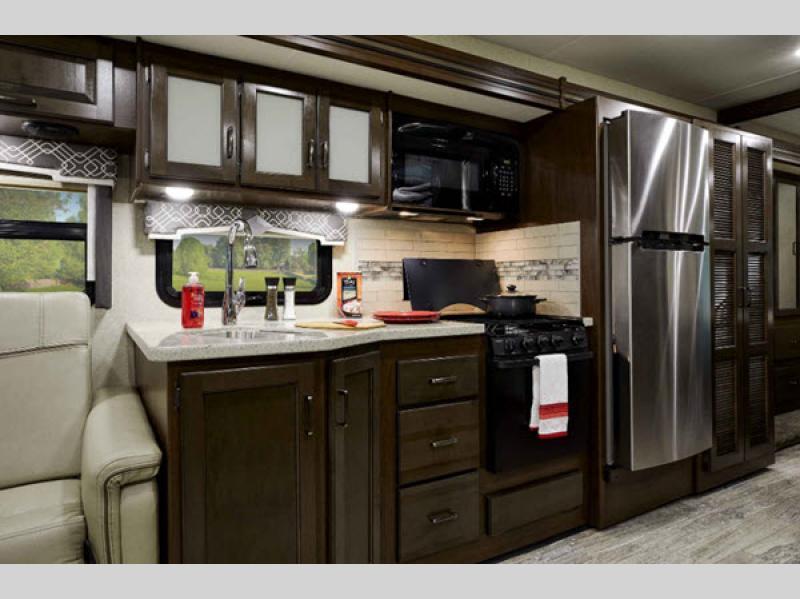 kitchen Thor motorhome
