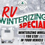 rv winterization while you wait