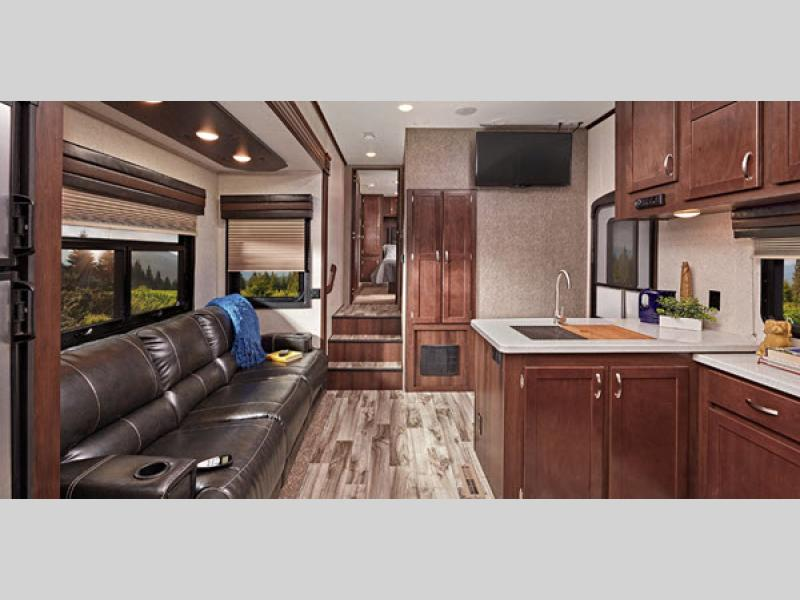 Jayco talon interior