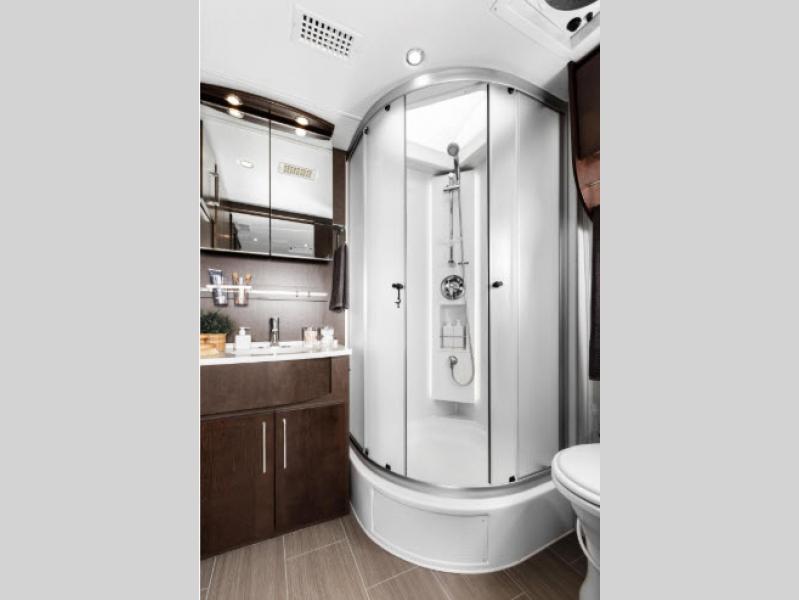 bathroom unity motorhome