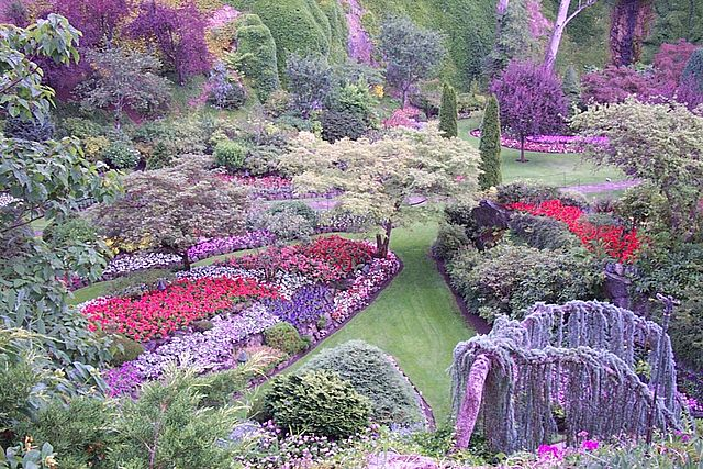 butchar gardens