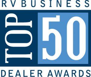 Bill Plemmons Top 50 Dealer Award