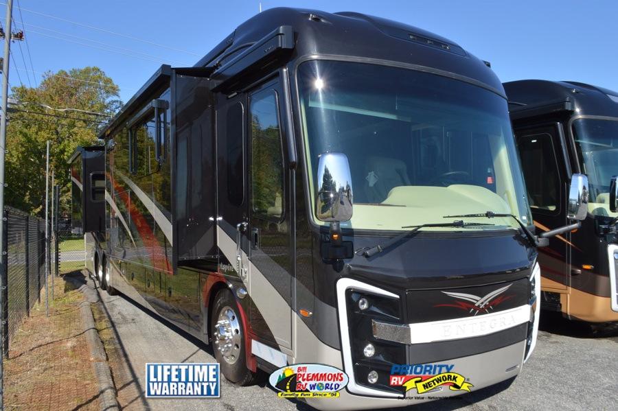 Bill Plemmons Entegra Aspire Diesel Class A Motorhome