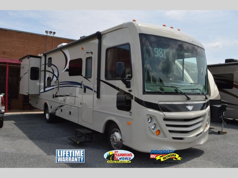 Bill Plemmons Fleetwood Flair Class A Motorhome