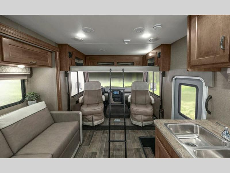 Winnebago Intent Class A Motorhome Cab Over Bunk