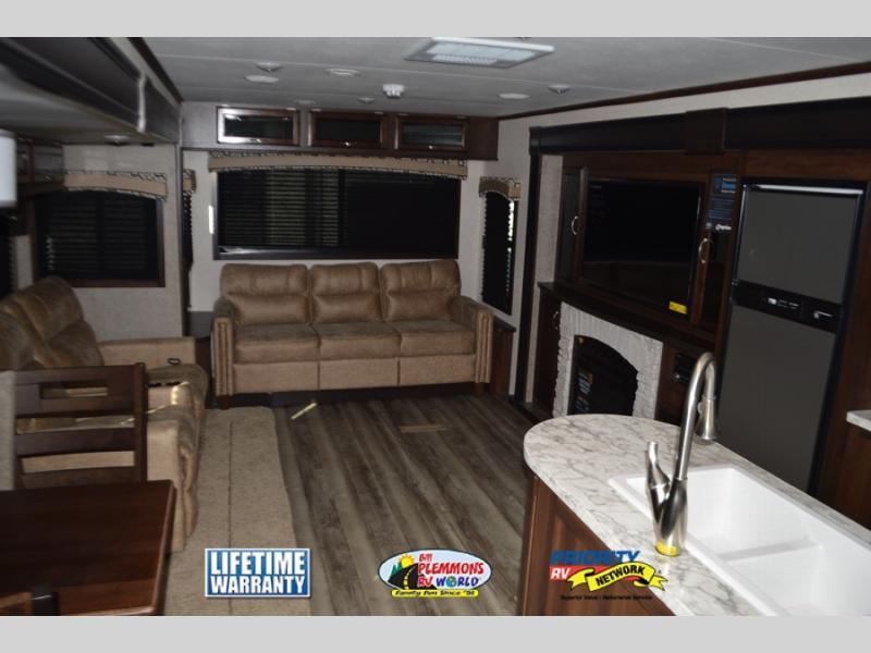 Jayco Jay Flight Travel Trailers Interior