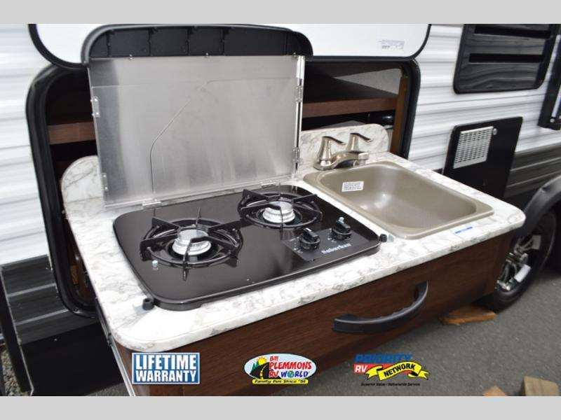 Jayco Jay Flight Travel Trailers Outdoor Kitchen