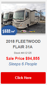 Bill Plemmons Open House RV Sale Flair
