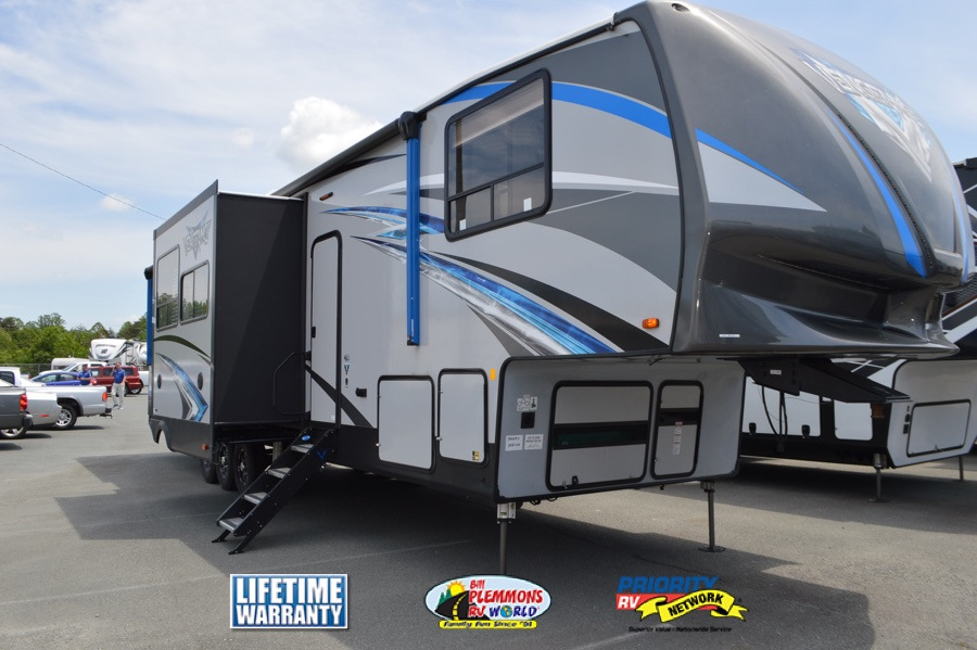 Forest River Cherokee Vengeance Fifth Wheel Toy Hauler