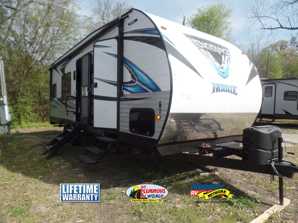 Forest River Cherokee Vengeance Super Sport Toy Hauler