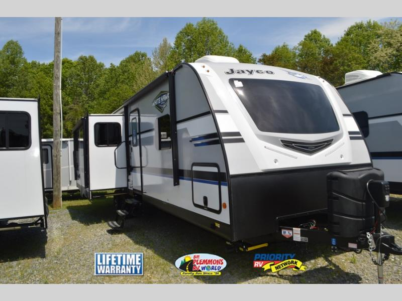 Jayco White Hawk Travel Trailers: Top Of The Line