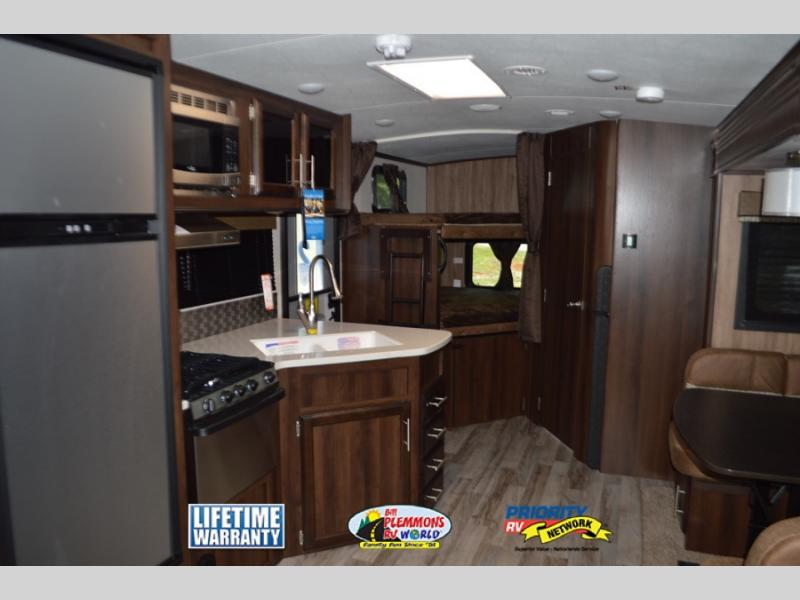 Jayco White Hawk Travel Trailer Bunkhouse