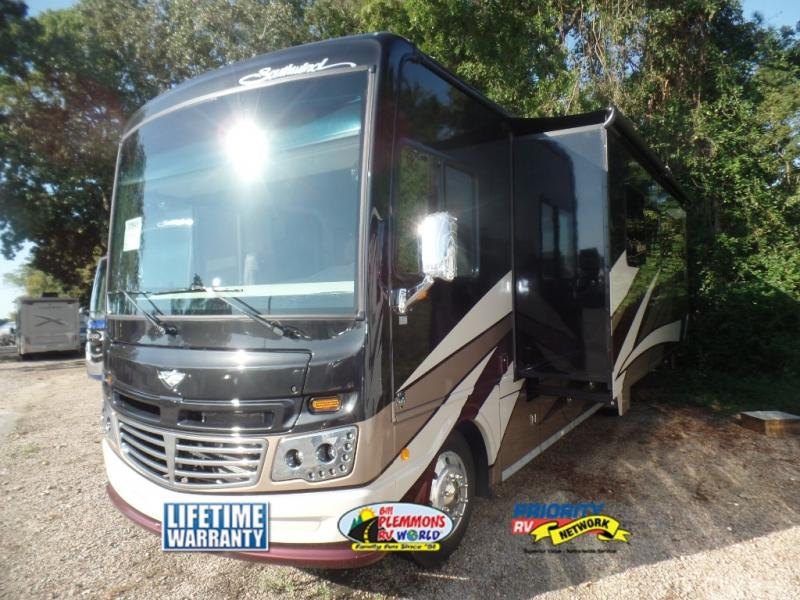 Fleetwood Southwind Review Class A Motorhome Exterior
