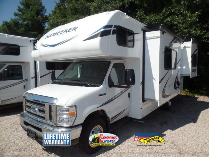 Motorhome rv Sale Bill Plemmons RV North Carolina Forest River Sunseeker