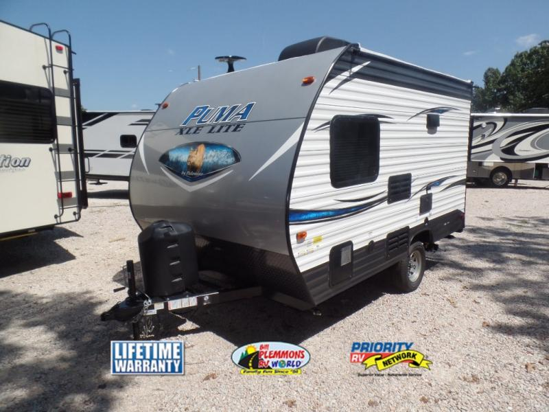 RVs For sale Under $15,000 Bill Plemmons RV Palomino Puma Travel Trailer