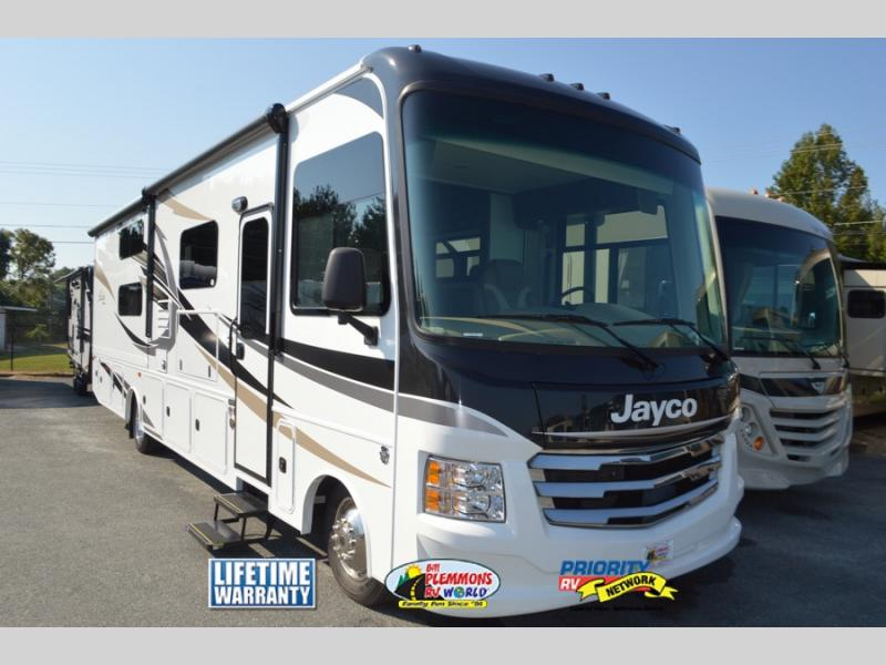 Jayco Alante Review Class A Motorhome Bill Plemmons RV