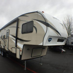 2019 KEYSTONE RV HIDEOUT 281DBS FIFTH WHEEL rv clearance