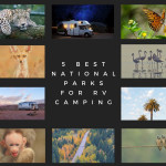 Best Parks for RV Camping