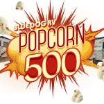 Blue Dog RV Popcorn 500 Red