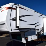 Dutchmen Triton Fifth Wheel Toy Hauler