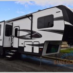 Dutchmen Voltage Fifth Wheel Toy Hauler