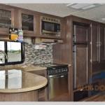Forest River Sonoma Explorer Edition Travel Trailer Kitchen