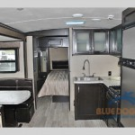 Grand Design Imagine Travel Trailer living area