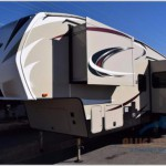 Grand Design Reflection Fifth Wheel Slide Outs