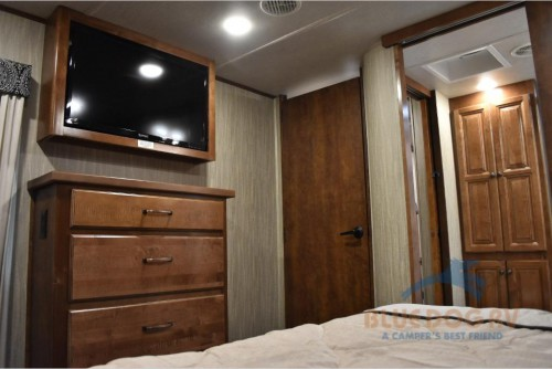 Heartland Big Country Bedroom