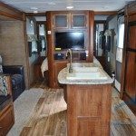 Keystone Passport Grand Touring Travel Trailer Interior