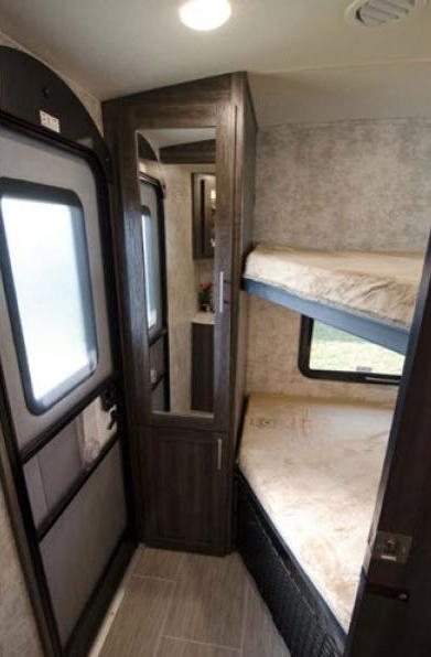 highland open range bunks