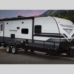 transcend travel trailer